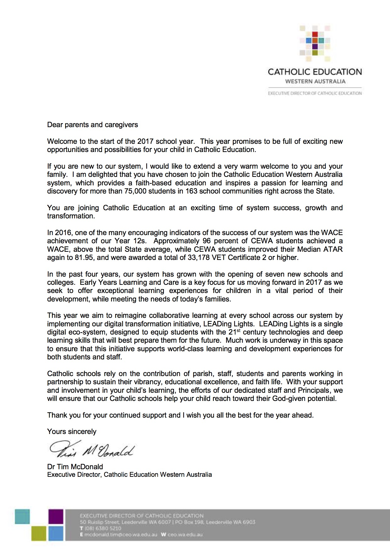 Welcome letter from the director altavistaventures Images
