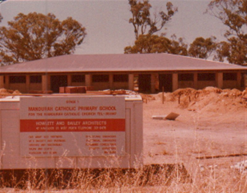 Assumption Catholic Primary School 1981